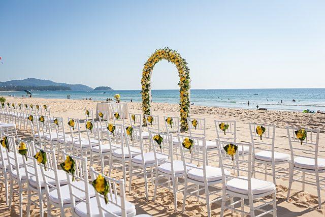 wedding Centara Grand Phuket