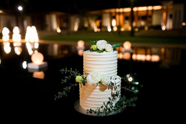 Phuket wedding cake
