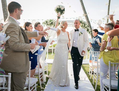 Sarah & Matthew Get Married in Phuket