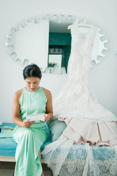 Como wedding planner