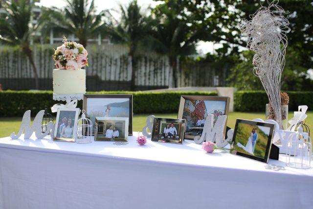 Hyatt wedding