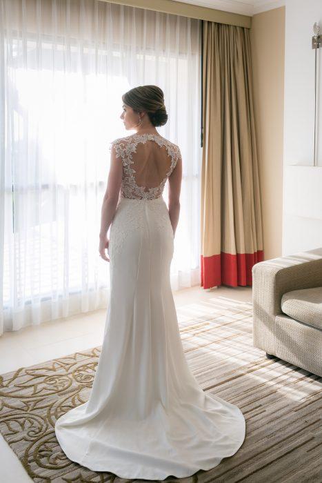 Marriott wedding
