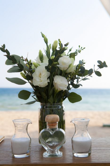 Merlin Beach wedding