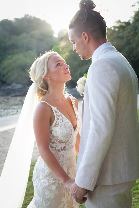Thavorn Beach Village weddings