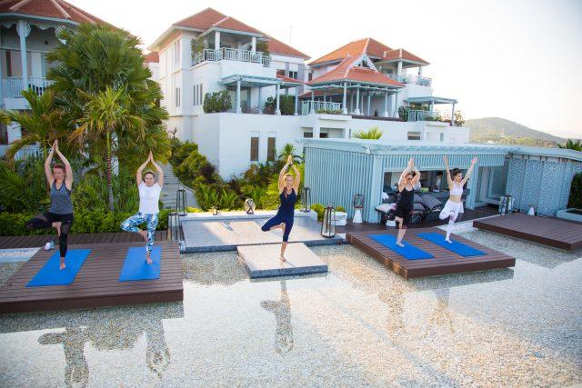 Yoga in Phuket