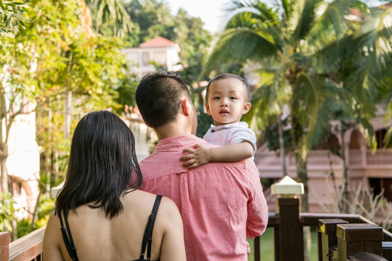 Phuket resort photography