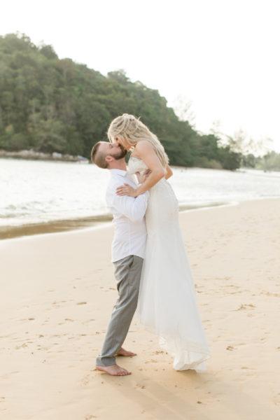 beach ceremony