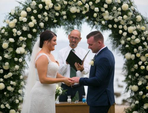 Phuket hotel wedding for Emilia & John