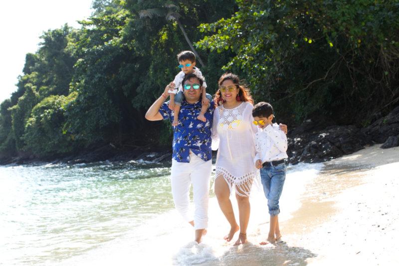 Sri Panwa family