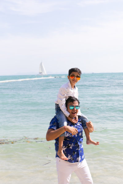 Sri Panwa vacation