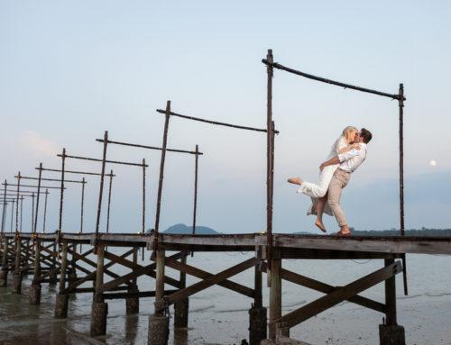 Romantic Phuket Wedding for Chardyne & Tom