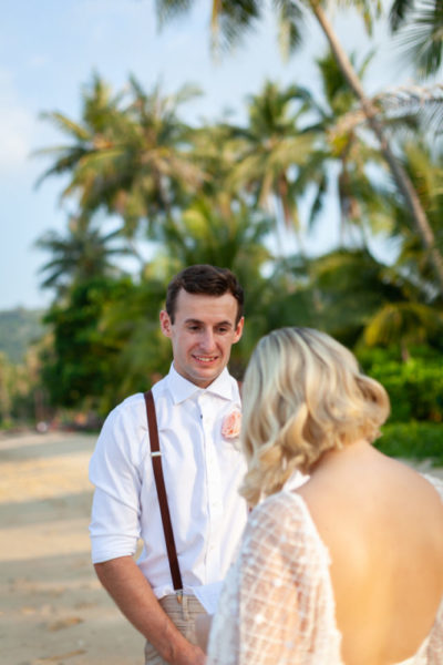 Romantic Phuket wedding