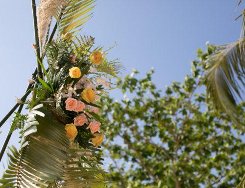 Phuket boho wedding for Jane & Wade