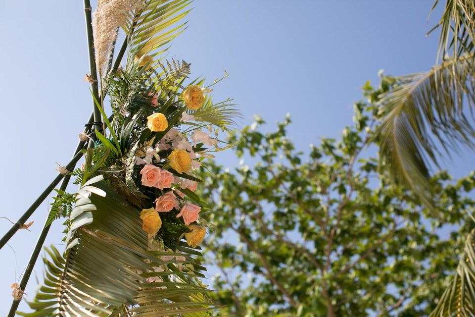 Phuket boho wedding